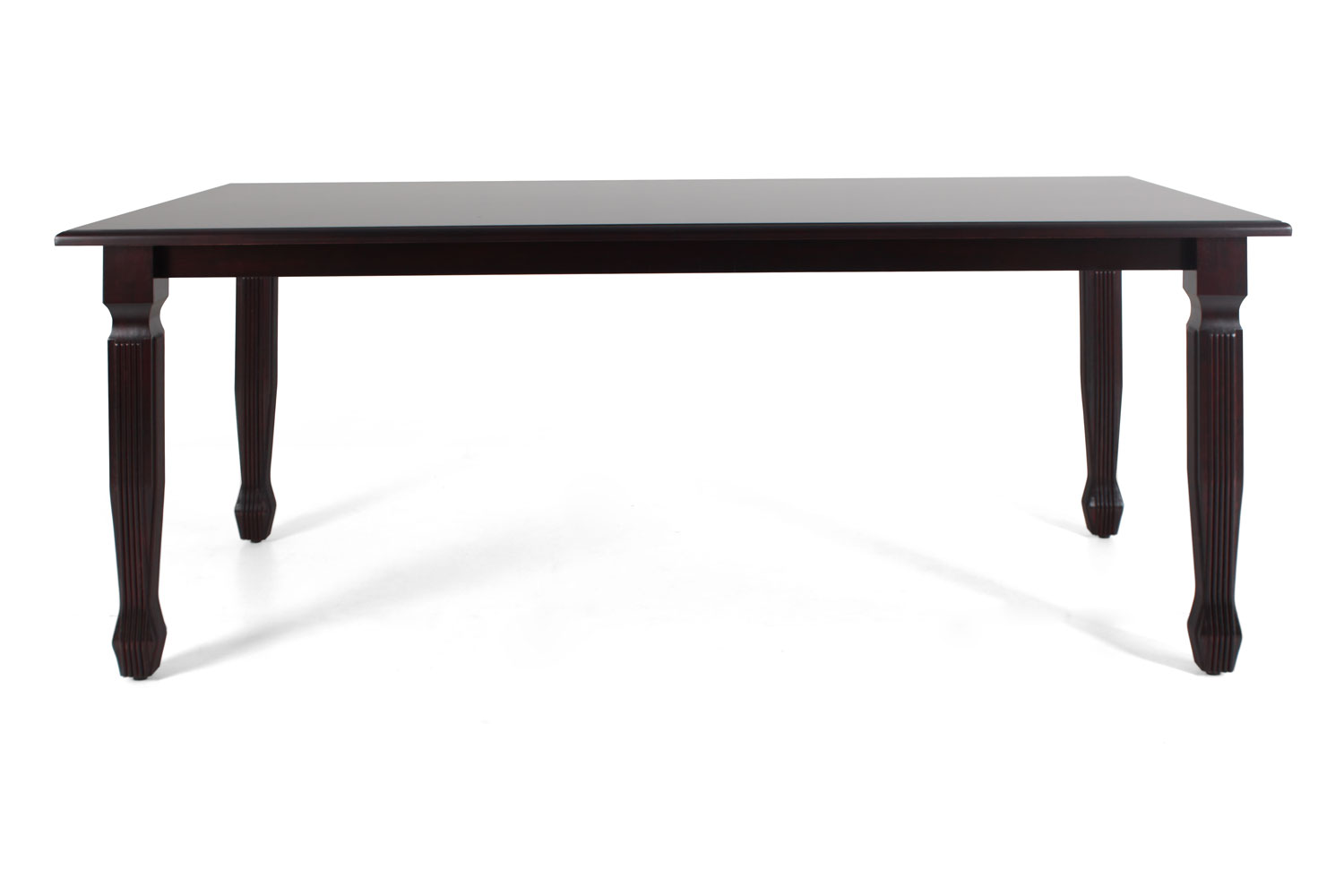 Dayton 6 seater dining table modfurn south india 39 s for Shop dining tables