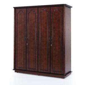 Luxor Wardrobe 4 Door