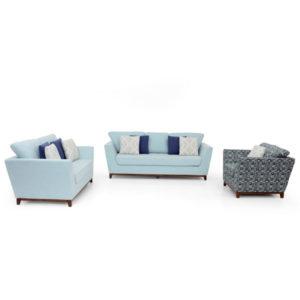 Vicenza 3 2 1 Sofa set