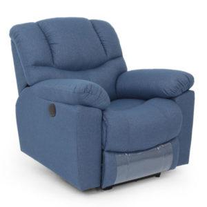 Clover Blue Recliner