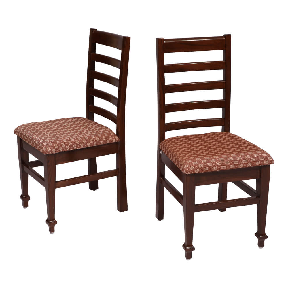 Jake Teak Dining Chair - Set of 2