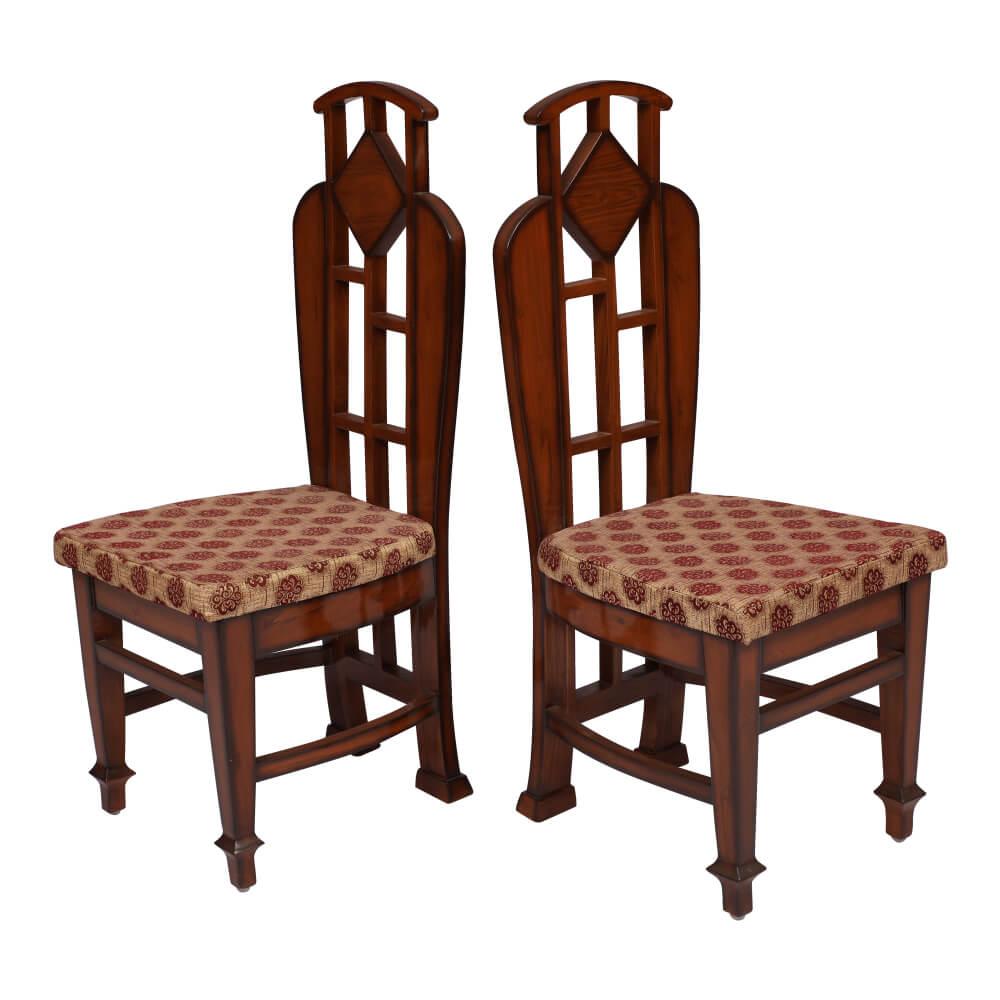 Ashton Teak Dining Chair - Set of 2