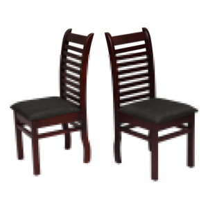 Paradise Dining Chair - Set of 2
