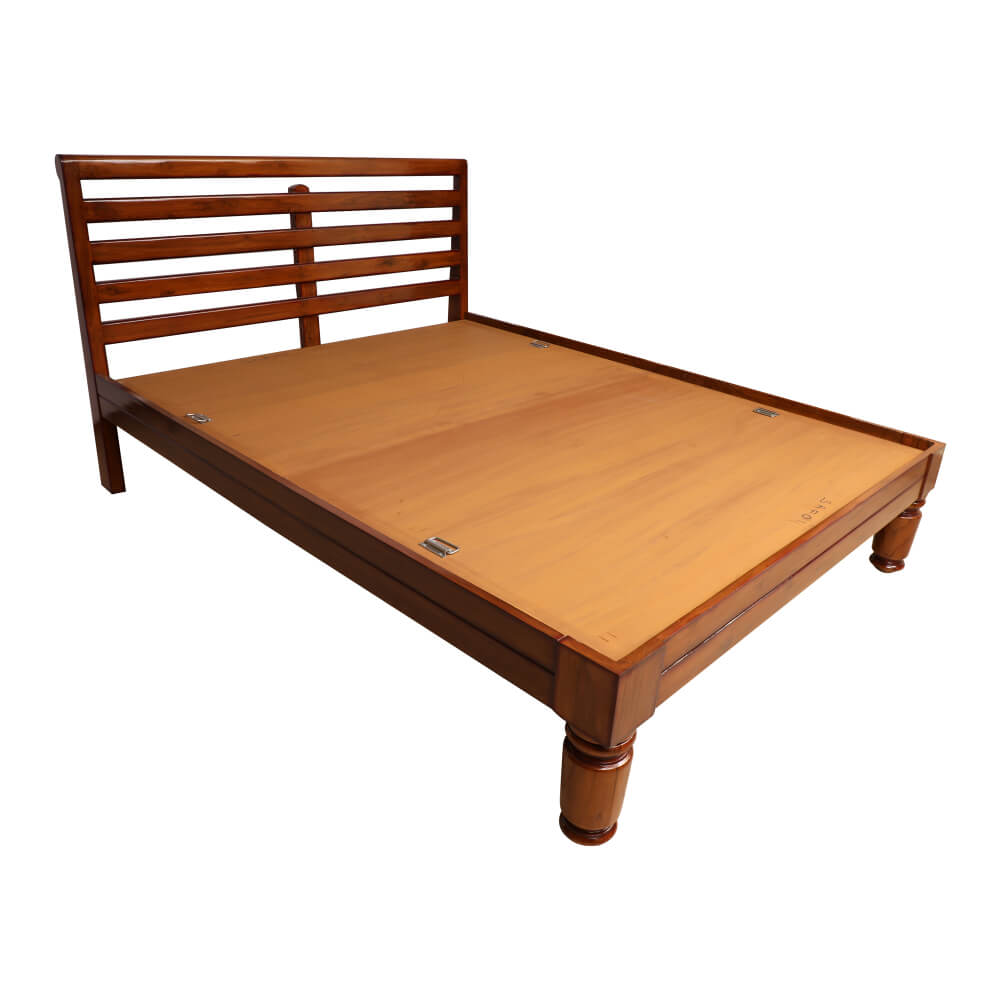 Jake Teak King Size Cot