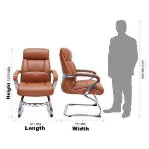Norton Executive Visitor Chair