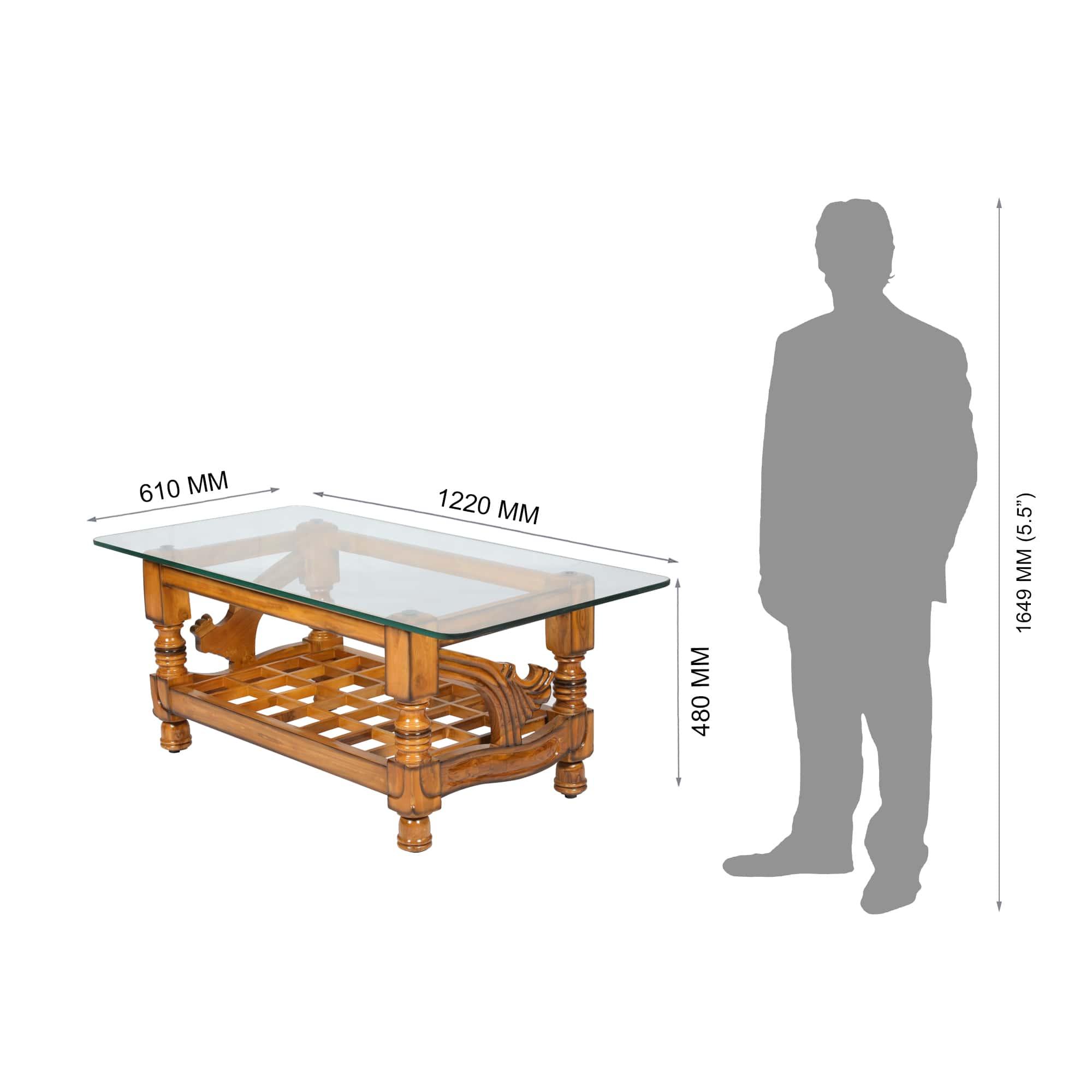Shark Center Table